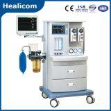 換気装置を搭載する装置Ha3800bの麻酔機械