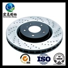 Frein Disc Solid ou Vented pour Auto Cars
