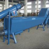300 de Machine van de Productie van het Recycling van de Fles van het Huisdier van de Capaciteit van kg/u