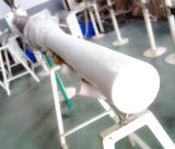 PTFE/Teflon鋳造物によって形成される棒の丸棒、プラスチック棒