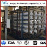 Système d'osmose d'inversion industriel de RO de filtration continue