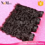 tessuto brasiliano dei capelli di Brazi del grado 7A di oceano del Virgin poco costoso non trattato dell'onda per le donne di colore