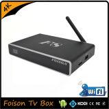 Самая лучшая коробка микропрограммное обеспечение OEM/ODM Android франтовская TV медиа-проигрывателя подъема