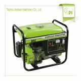 generador silencioso estupendo de la gasolina del precio del generador de energía 2.5kw