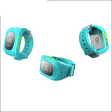 PAS-Kinder GPS-Uhr-Kind-Handgelenk-Verfolger-Uhr