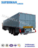 40ft 3 Axle Compartment Box Cargo Truck Van Semi-remorque