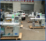 Machine de cachetage de couture d'air chaud