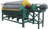 鉄および金の鉱石ドレッシングのためのぬれたドラム磁気分離器