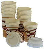 Hot jetable Drinking Paper Cup 8oz