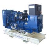 50Hz energie - besparings Diesel Generatie Vastgestelde 70kw