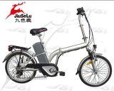 Bicicleta elétrica de dobramento do estilo do produto novo (JSL018)