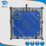 P8 al aire libre a presión la pantalla de visualización de aluminio de LED de la fundición