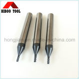 주문을 받아서 만들어진 6mm Shank Short Flute Carbide End Mill