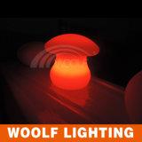 Nuova lampada del fungo di telecomando LED della lampada del fungo 2016