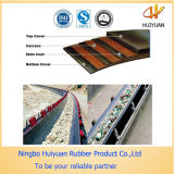 Poliestere Fabric Rubber Conveyor Belt per Crush Stone