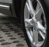 Jante PVD de roue de véhicule métallisant la machine d'enduit