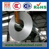 Immersion à chaud en acier galvanisé en bobine / feuille (SGCC, DX51D)