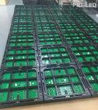 Módulo ao ar livre cheio do diodo emissor de luz da cor P20 com placa de 320X320mm