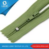 # 3 # 4 # 5 C / E a / L Cliente Nylon Zipper para a roupa