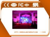Visualización de LED de interior grande del alquiler de la pantalla P3.91 del precio de fábrica LED