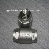 clapet anti-retour d'oscillation de 1000wog CF8 api avec la qualité