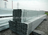 Classe de ERW ASTM A53 uma tubulação de aço quadrada Pre-Galvanizada