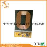 Bobina del receptor con el módulo de receptor del PWB para el cargador del teléfono