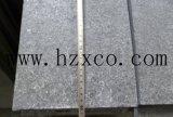 Schwarzer Granit /Fuding schwarze/schwarze Perle/Bushhammered Fliesen für die Pflasterung