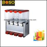 36L 3 Tanks Beverage Juice Dispenser per CE Standard