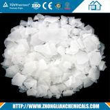 en 25kgs tejido empaqueta soda cáustica del hidróxido de sodio del 99%