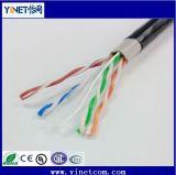 Im Freien wasserdichtes Ethernet-Kabel des UTP CAT6 Kabel LAN-Netz-Kabel-CAT6 für Netz-Anwendung
