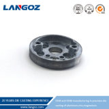 La máquina de aluminio del metal del molde del magnesio permanente de alta presión de la precisión a presión fundiciones