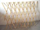 대나무 담 정원 문 디자인