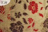 Vendita calda del bello grande del jacquard tessuto del sofà in Africa (FTH31033)