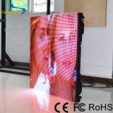 pantalla fija fina de la pared del espesor P5 LED de 960*960*80m m al aire libre para las alamedas de compras