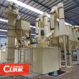 提供された粉のプロセス用機器をテストする装置