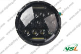 7inch 75W LED Car Light de Wrangler LED Headlamp