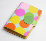 Ledernes Hardcover Journals mit Pen Loop oder Elastic Bands