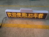 P10 Yellow Color Bus LED Display
