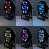 Beleuchtung 54X3w LED des Partei-Stadiums-Berufs-Stadiums-DMX512 NENNWERT