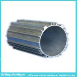 Extrusion en aluminium d'aluminium de profil d'usine en aluminium d'industrie