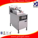 기름 Filteration 시스템 Pfg-600를 가진 가스압력 프라이팬