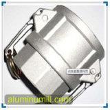 ASTM B241 7075 알루미늄 플랜지 적당한 연결