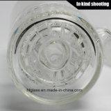 Табак кальяна трубы водопровода Perc сота и Showerhead улавливателя золы Ashcatchers толщиной куря стеклянной дунутый рукой стремительный оптовый