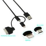 Data Transfer Cable를 위한 Mfi 1 Certificate USB Cable에 대하여 선전용 3