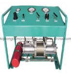 Good Brand Oil Free Air Driven Gas Booster (Tpds30/4)