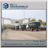 Sinotruk 4*2 10トンのホックの上昇の容器のごみ収集車