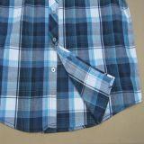 Camice blu 2016 di stile delle camice di polo le giovani comerciano le camice all'ingrosso