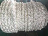 8-Strand Ropes Seil-Polyester-Seil PET Seil des Liegeplatz-Seil-pp.
