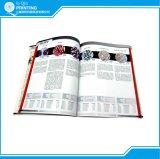 서비스를 인쇄하는 주문 카탈로그 책 잡지 브로셔